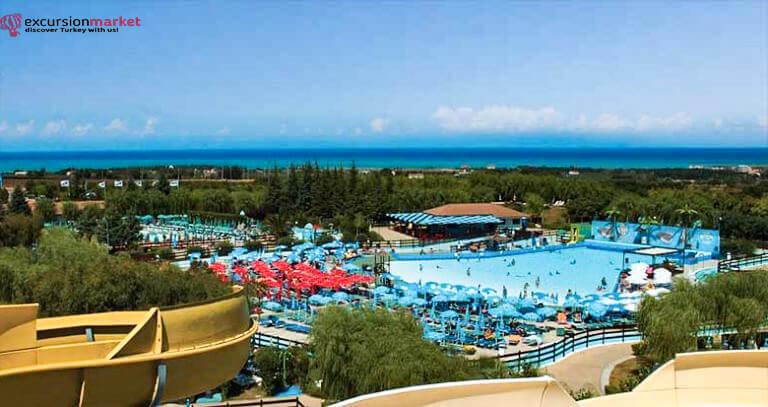 Kemer Aqualand Waterpark