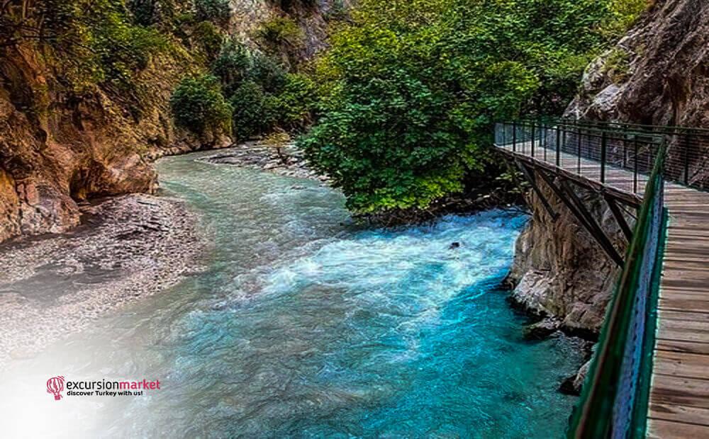8 Days Cappadocia – Ephesus – Pamukkale – Fethiye and Antalya Tour